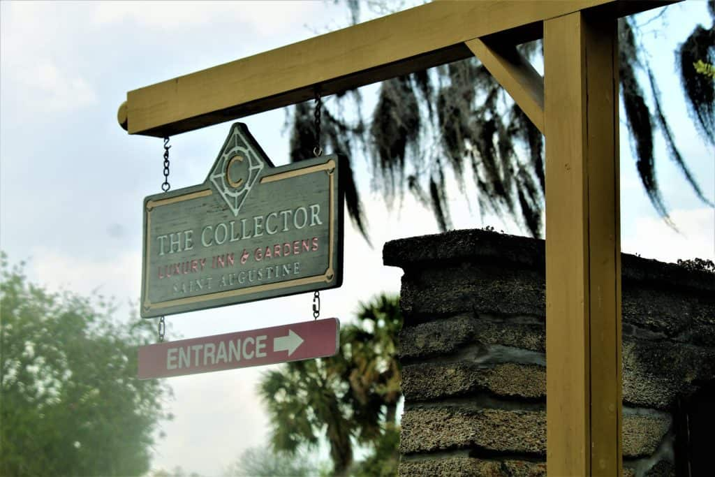 The Collector Luxury Inn St. Augustine, Florida