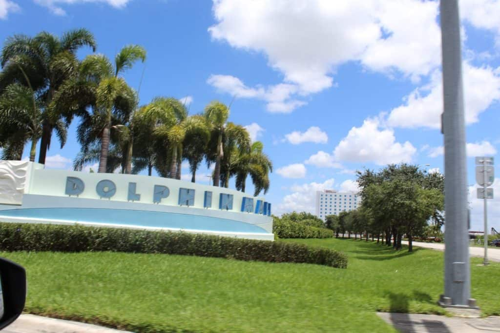 Dolphin Mall, Miami Florida