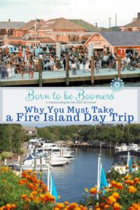 Fire Island day trip