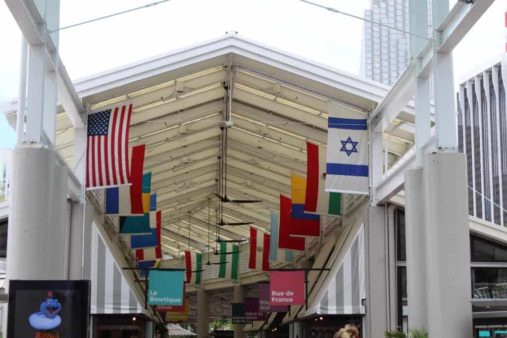 Bayside Marketplace Miami Florida