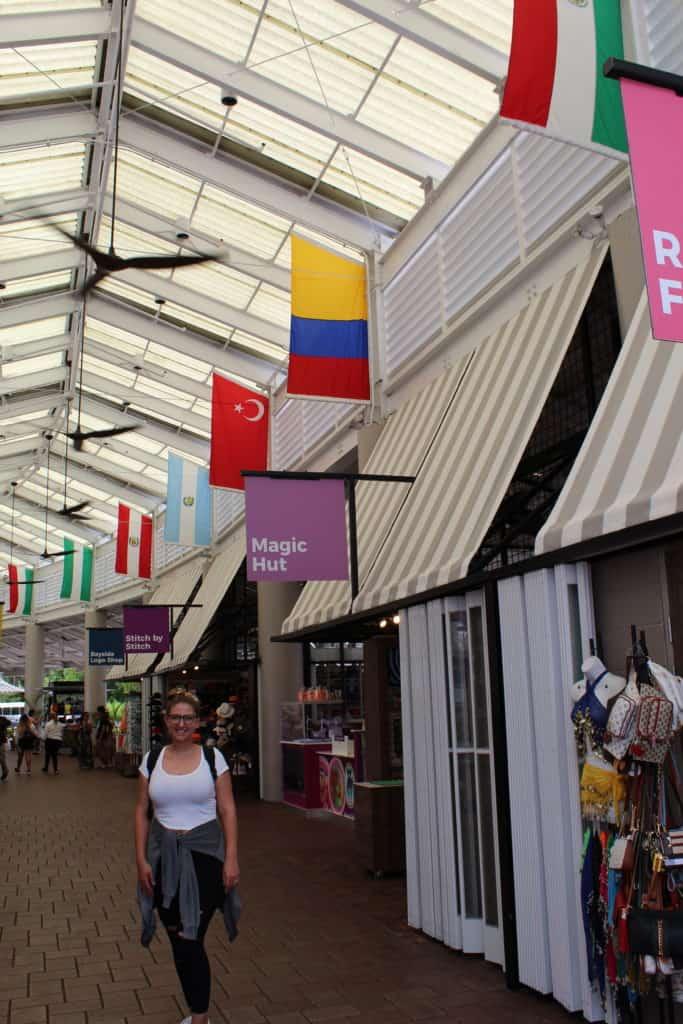 Bayside Marketplace Miami, Flordia