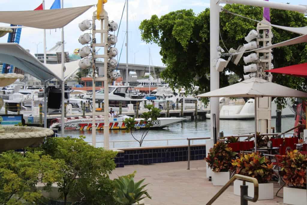 Bayside Marketplace Marina
