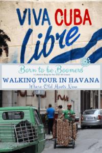walking tour havana cuba