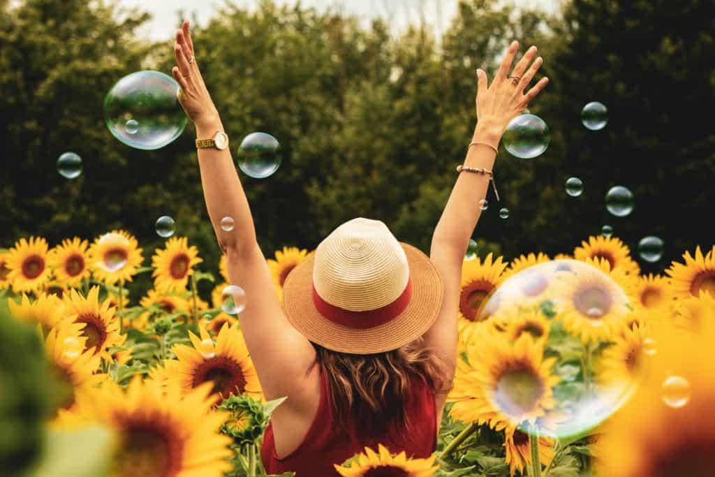 Habits of Joyous people