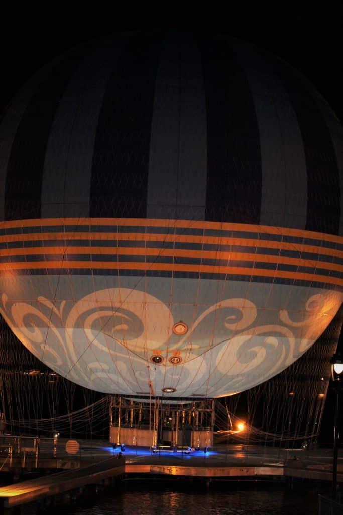 Hot Air Balloon at Disney Springs