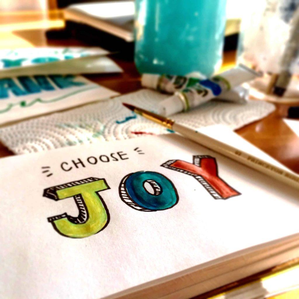Choose Joy - Habits of Joyous People
