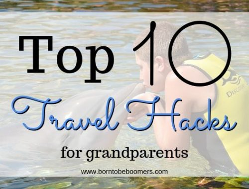 Travel hacks for traveling with grandkids. Packing tips for family vacations and what to pack when travelling with grandkids.