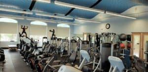 Fitness Room at Hammock Dunes