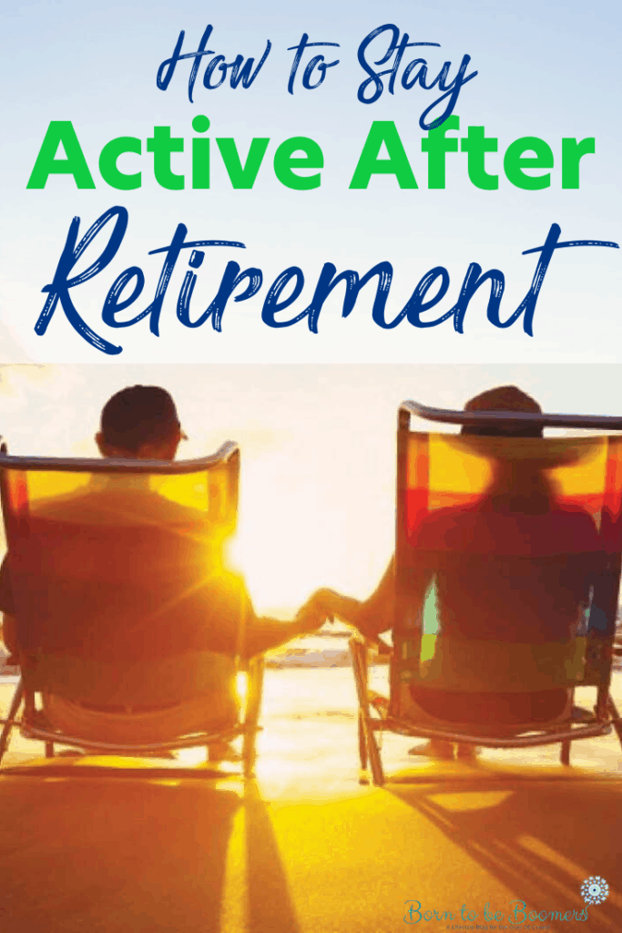 How to Stay Busy After Retirement!   Prioritize your health so you can spend your earned time spending time with loved ones, traveling to places you've only dreamed of, and trying new activities that you've always wanted to do.   Born to Be Boomers @borntobeboomers #retirement #retirementtips #borntobeboomers
