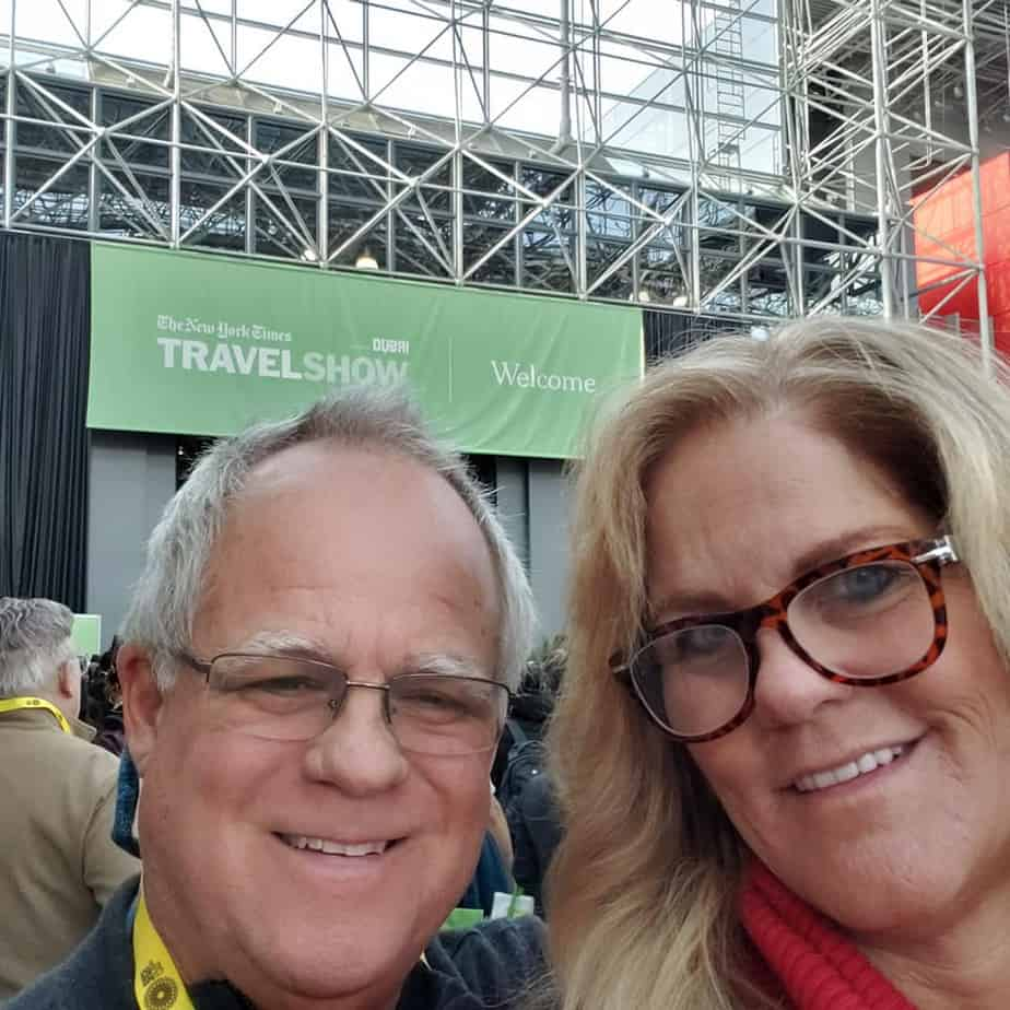 New York Time Travel Trade Show