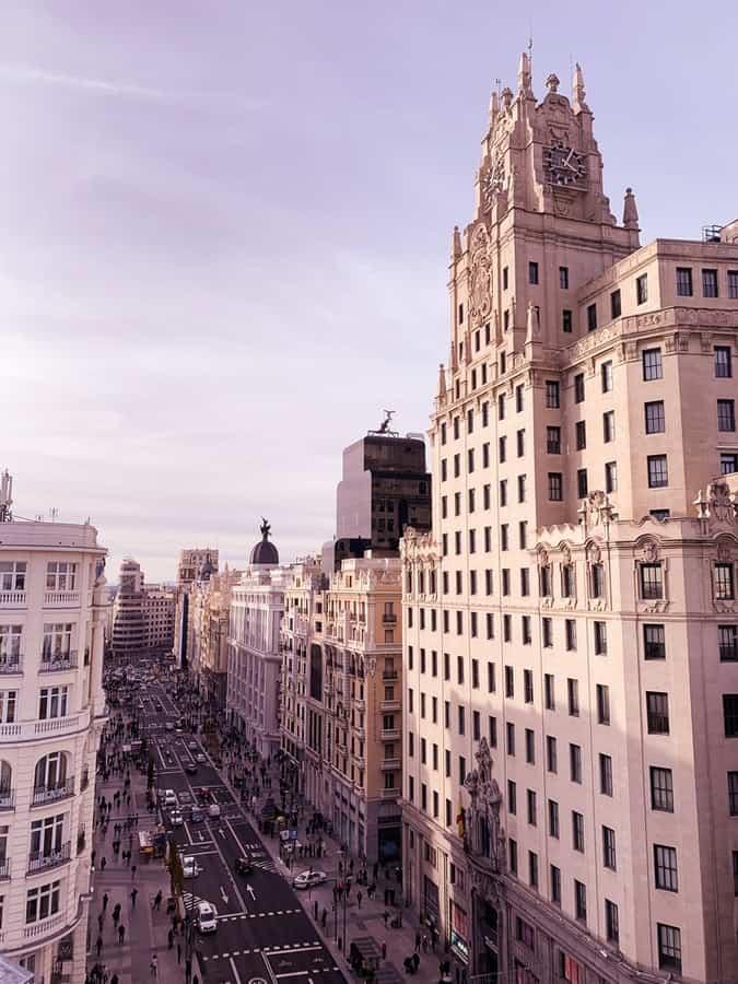 Gran Via Hotel Madrid Ultimate Guide