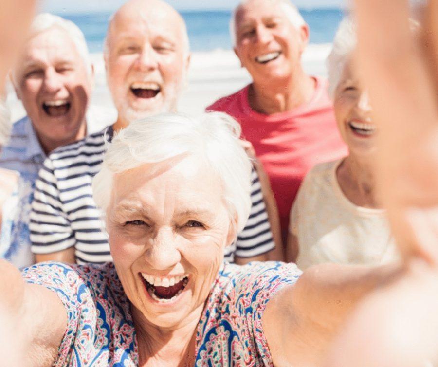 Seniors Sharing housing