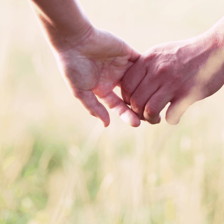 Holding hands marriage after 50