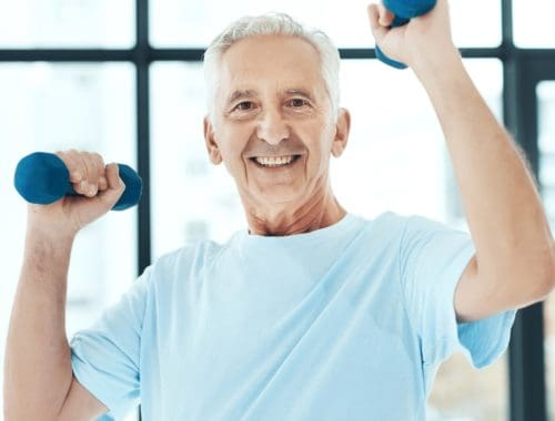 Muscle Loss over 50