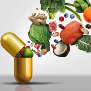 Vitamins and Muscle Loss