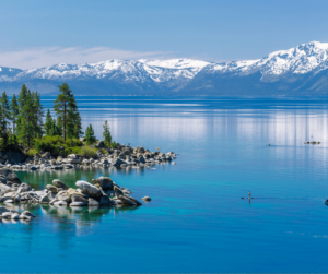 Lake Tahoe Solo Travel